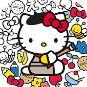 Sanrio characters coloring