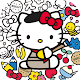 Sanrio characters coloring (app)