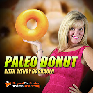 The Paleo Donut (Dedicated to Wendy and Her Love for All Things That Are Donuts) Recipe