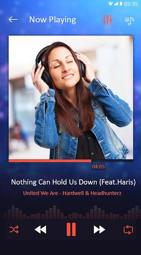Offline MP3 Player -  Free Music Player, Music App 1.1.9 screenshots 2