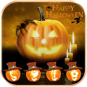 Happy Halloween Pumpkin Theme icon