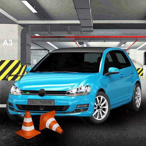 Valet Parking : Multi Level Car Parking Game