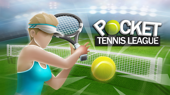 Pocket Tennis League MOD (Unlimited Gold Coins) 4