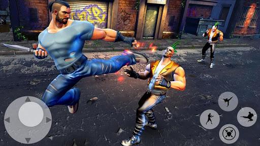 Code Triche street fighter 2020: jeux de combat gratuits 3d mod apk screenshots 3