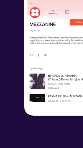 Eventbrite - Discover popular events & nearby fun screenshot 5