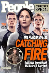 PEOPLE Collector's Special: The Hunger Games Catching Fire