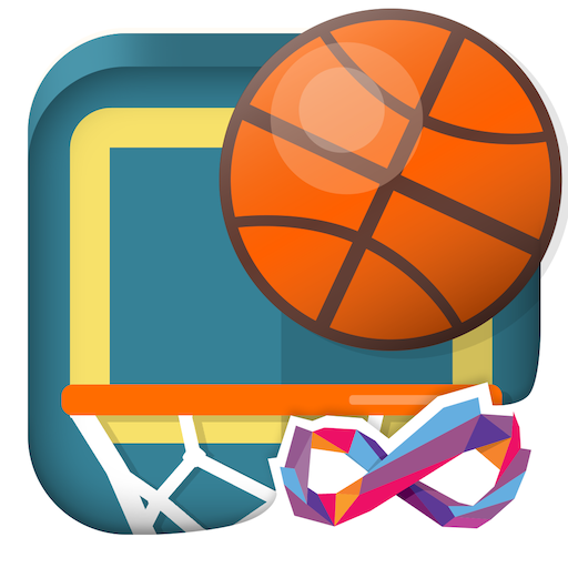 Basketball FRVR - Shoot the Hoop and Slam Dunk! Icon