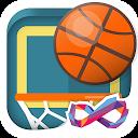 Basketball FRVR - リムを壊してフープを撃つ