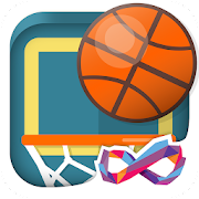 Basketball FRVR – Shoot the Hoop and Slam Dunk! MOD APK 2.3.2 (Unlimited Money)