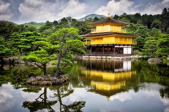 Photo: Kinkakuji (Golden Pavilion)