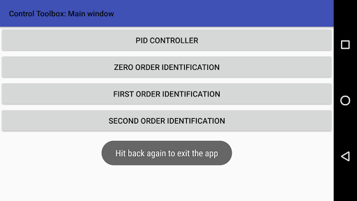 Control toolbox for PC