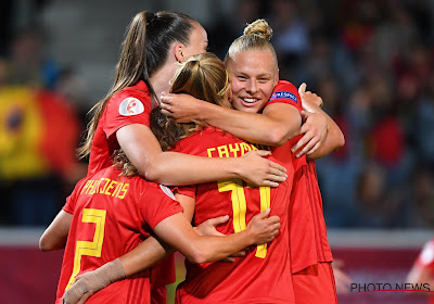Red Flames blazen verzamelen in Tubeke voor belangrijke match tegen Zwitserland