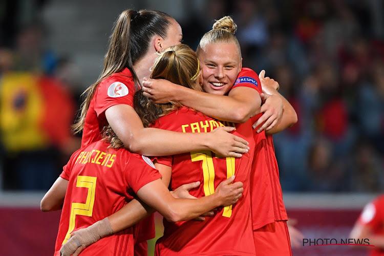 Une semaine décisive sur la route d'un deuxième Euro consécutif pour les Red Flames