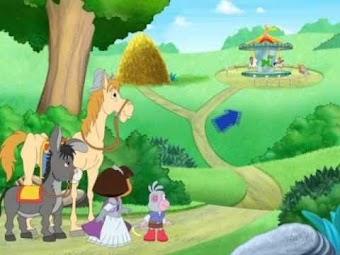 Doras Ritter-Abenteuer