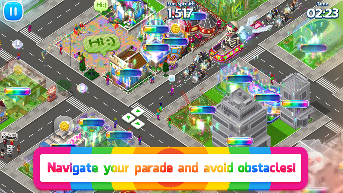 Pridefest™- screenshot
