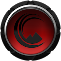 Coastal 10 Red - Icon Pack
