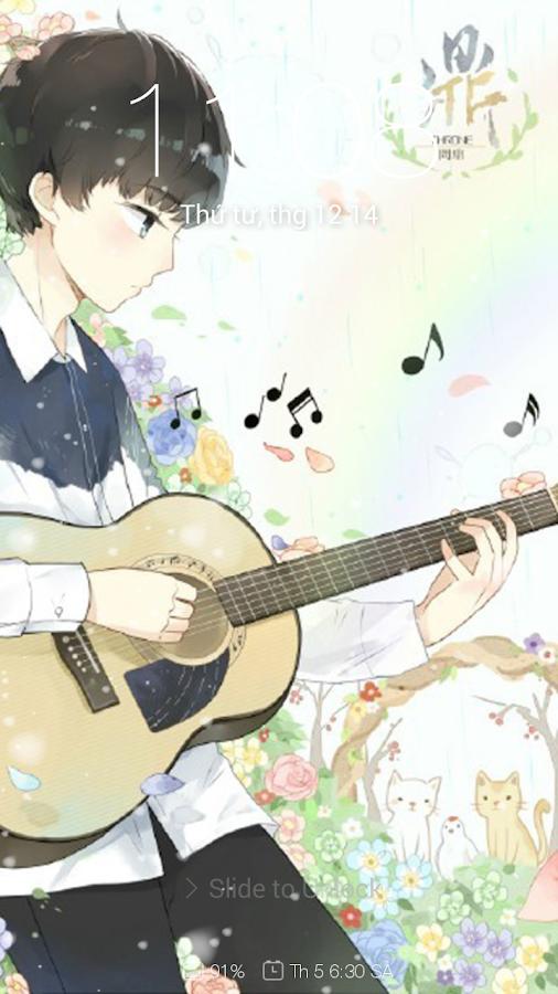 Anime Little Boys Wallpapers Screenshot