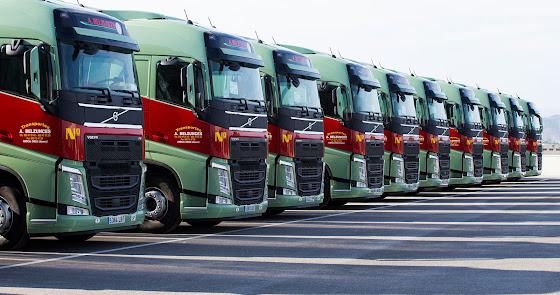 Transportes Belzunces, sinónimo de eficacia
