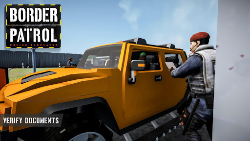 Border Patrol Police Game- Border Force Simulator 1.2 screenshots 9