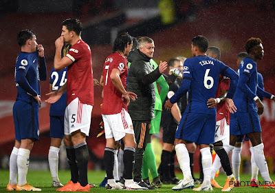 Premier League : Statu quo dans le choc entre Manchester United et Chelsea