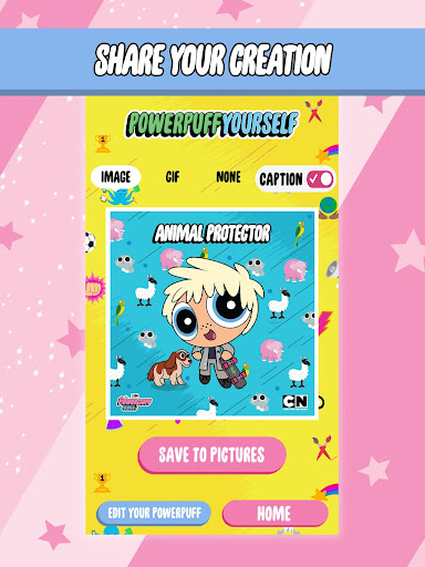 Powerpuff Yourself - Powerpuff Girls Avatar Maker 3.8.0 screenshots 21