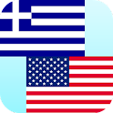 Greek English Translator icon