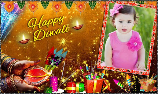 Diwali Photo Frames New