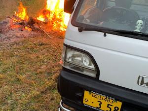 アクティトラック  HA4のカスタム事例画像 アキラ34さんの2020年11月23日21:40の投稿