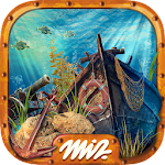 Hidden Objects Under the Sea - Treasure Hunt Games Icon