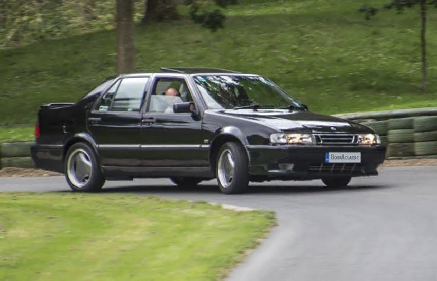 Saab 9000 Griffin 2.3 Auto Hire Yelverton