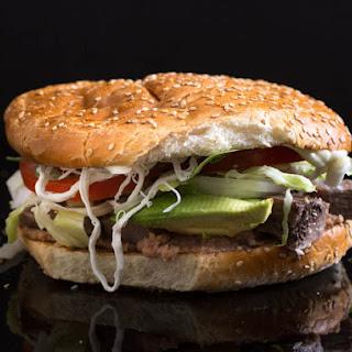 Roosevelt Avenue-Style Cemita Sandwiches.