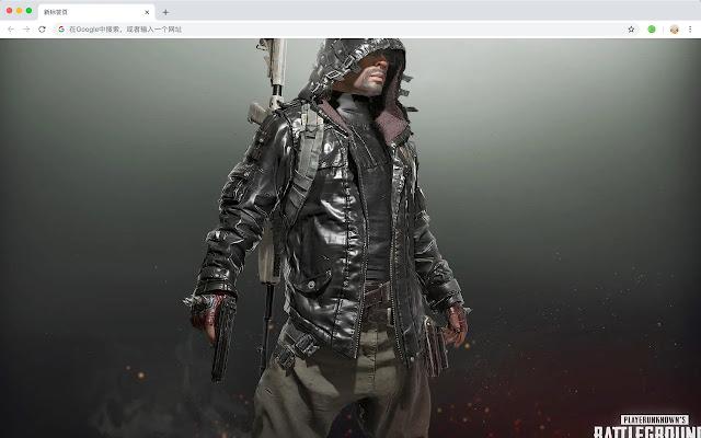 PUBG HD New Tabs Popular Games Themes