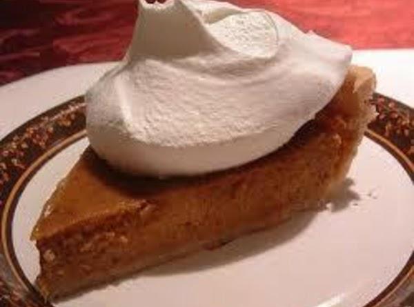 Susan's Perfect Pumpkin Pie Recipe