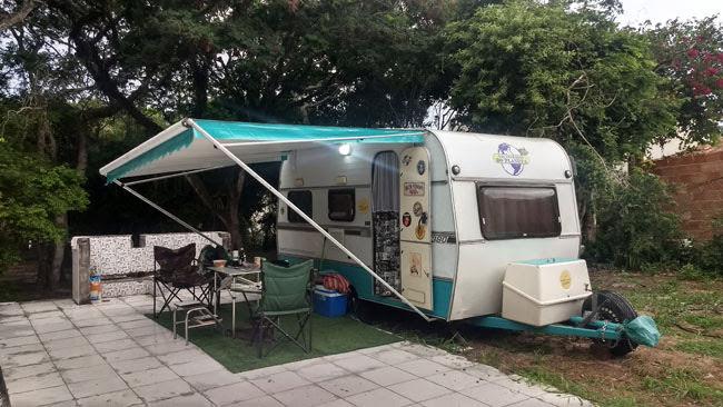 Camping Dunas do Peró Chalé, Cabo Frio 2