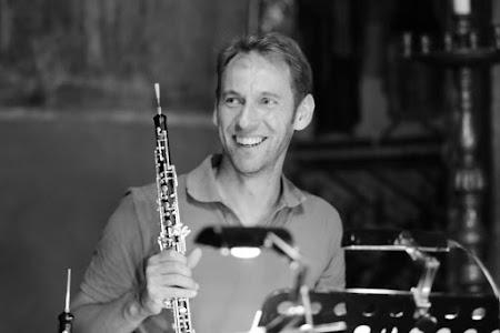 Dimitri Mestdag - oboe