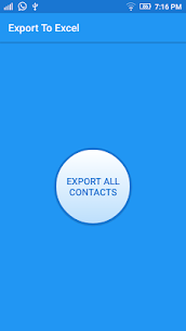 Import Export Contacts Excel 2