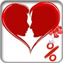 مقياس الحب icon