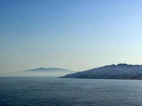 Photo: Sea fret