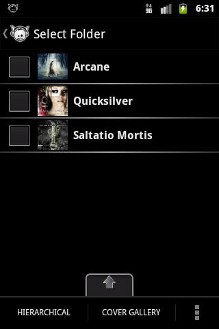 MortPlayer Music (beta) screenshot 5