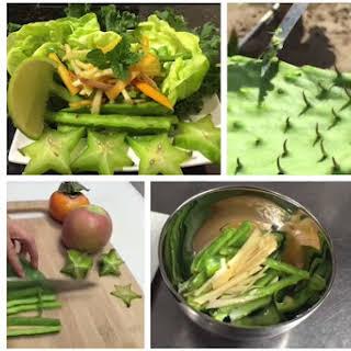 Chef's Cactus Salad.