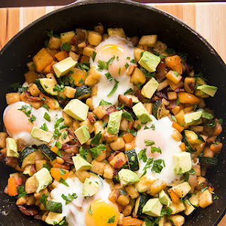 Low Carb Breakfast Hash.
