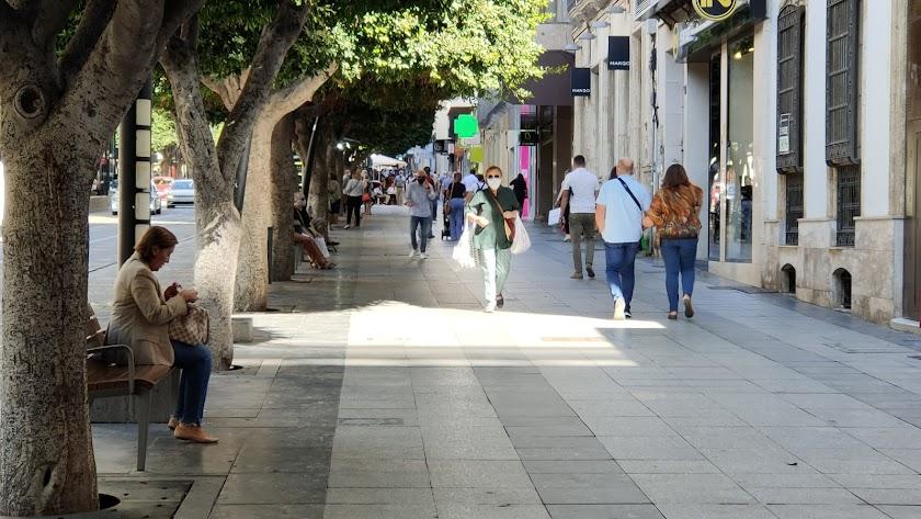 Almería ha sumado en las últimas 24 horas 161 nuevos contagios.
