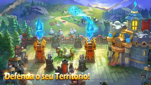 Castle Clash: Pelotão Valente screenshot 2