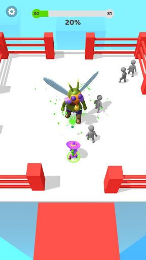 Paintman 3D - Stickman shooter  screenshots 6