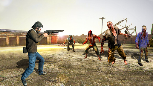Zombie Shooter Apocalypse: Demolish Of Dead Army  screenshots EasyGameCheats.pro 1