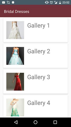 玩免費遊戲APP|下載Bridal Dresses app不用錢|硬是要APP
