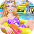 Water Park Salon - Summer Girl apk