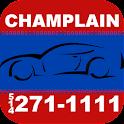 Taxi Champlain icon