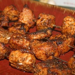 Moorish Pork Kabobs