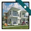 Modern House Exterior Design icon